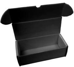 Comic Pro Line - Plastic Storage Box - 500 Count - Black