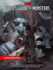 Volo's Guide to Monsters (5th Ed)