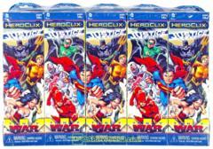 DC HeroClix: Justice League Trinity War Booster Brick