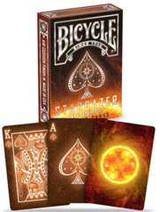 Bicycle - Stargazer Sunspot - Playing Cards