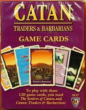 Catan: Traders & Barbarians Game Cards - Replacement Card Deck