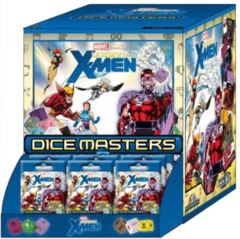 Marvel Dice Masters - The Uncanny X-Men Gravity Feed Display