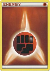 Fighting Energy (Unnumbered 2013) - Holo