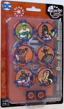 Dc Comics Hc: 15Th Anniversary Dice & Token Pack