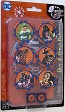 Dc Comics Hc: 15Th Anniversary Dice & Token Pack