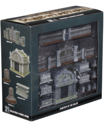 Pathfinder Battles: Ruins of Lastwall Cemetery of the Fallen Premium Set