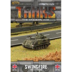 Tanks - The Modern Age - Swingfire - Tank Expansion - British