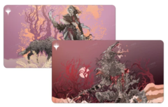 MTG257 - Innistrad: Midnight Hunt Double-Sided Play Mat X
