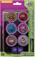TMNT Unplugged Dice & Token Pack