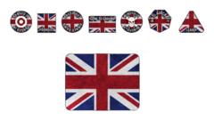British Token Set (TTK17)