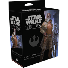 Rebel Specialists - Personnel Expansion