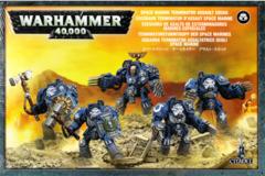 Space Marine Terminator Assault Squad