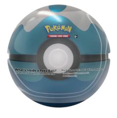 2020 Pokemon Dive Ball Tin