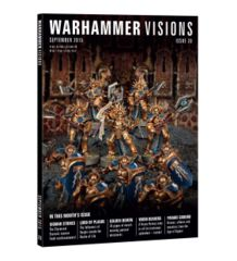 Warhammer: Visions Issue 20 September 2015