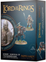 The Lord of the Rings - Eomer, Marshal of the Riddermark