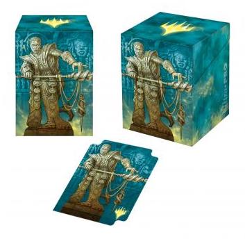 Ultra Pro - Theros Beyond Death Deck PRO 100+ Deck Box - Alternate Art Calix, Destinys Hand
