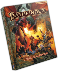 Pathfinder - Core Rulebook - Second Edition