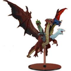 D&D Fantasy Miniatures: Icons of the Realms: Tiamat Premium Figure