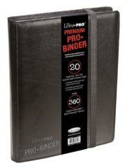 Ultra Pro - Premium Pro Binder Black