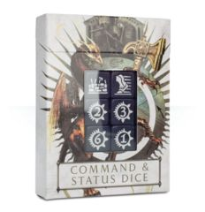 Age of Sigmar - Command & Status Dice