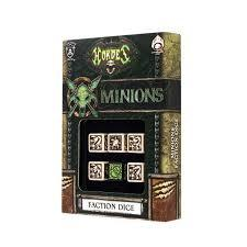 Minions Faction Dice