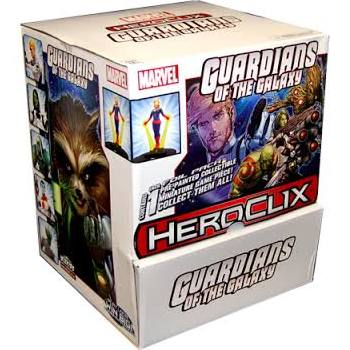 Guardians of the Galaxy Gravity Feed Booster Pack