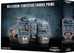 Militarium Tempetus Taurox Prime / Taurox