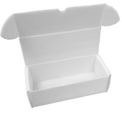 Comic Pro Line - Plastic Storage Box - 500 Count - White