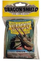 Dragon Shield - Small - 50ct - Green
