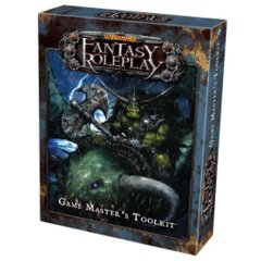 Warhammer Warhammer- Fantasy Roleplay: Game Masters Toolkit