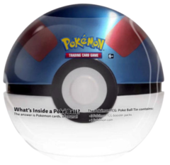 Pokeball Tin - Wave 5 - Great Ball