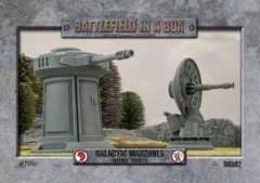 Galactic Warzones - Defense Turrets (BB582)
