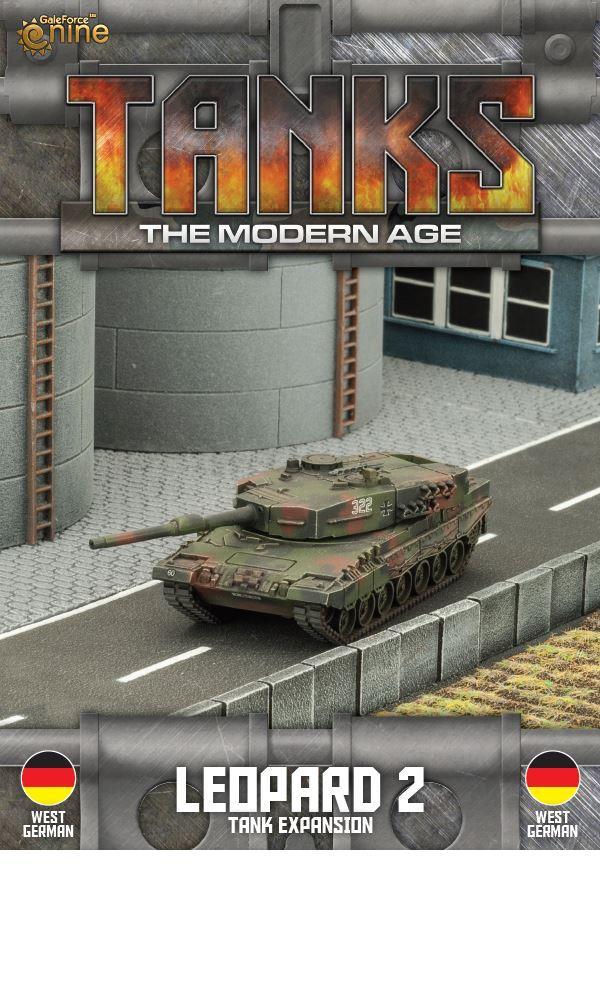 Leopard 2 Tank Expansion