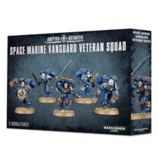 Adeptus Astartes Space Marine Vanguard Veteran Squad