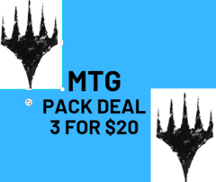 Pack Deal 3 for $20