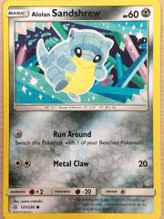 Alolan Sandshrew - 137/236 - Common - Reverse Holo