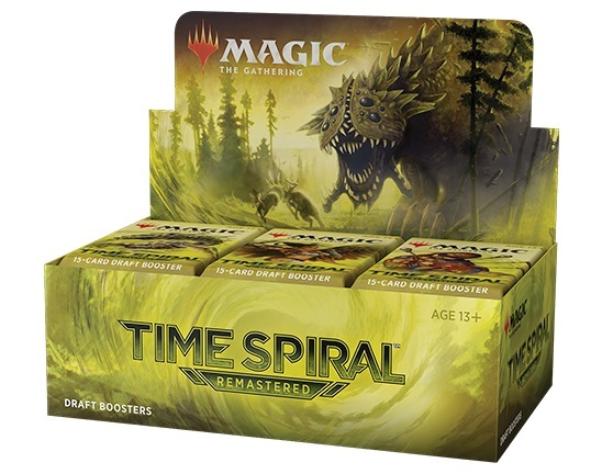 Time Spiral: Remastered Draft Booster Box