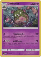 Garbodor - 51a/145 - Alternate Art Promo