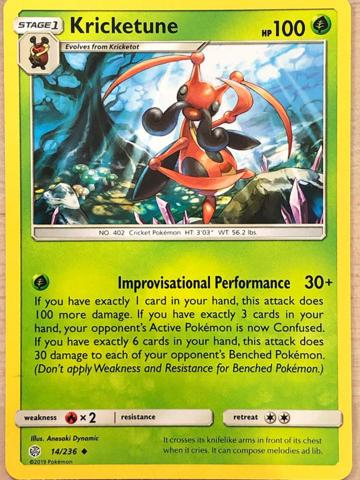 MINT Pokemon WHIMSICOTT 148//236 Cosmic Eclipse RARE Rev Holo