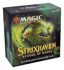 Strixhaven Prerelease Kit - Witherbloom