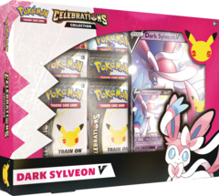 Celebrations Collection - Dark Sylveon (Ships by October 8th)
