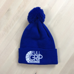Full Grip Games Beanie Hat