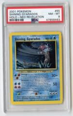 Shining Gyarados - PSA 8 - Neo Revelation 65/64
