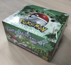 Jungle Sealed Booster Box #1