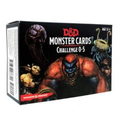 Dungeons & Dragons - Monster Deck 0-5