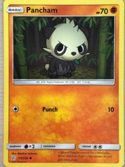 Pancham - 119/236 - Common - Reverse Holo