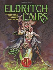 Eldritch Lairs (5E) (Volume 2)