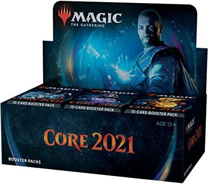 Core Set 2021 Booster Box Case (6x Boxes)