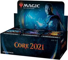 Core Set 2021 Booster Box Case (6x Boxes)