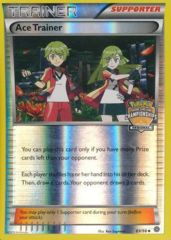 Ace Trainer - 69/98 - Regional Championships Promo